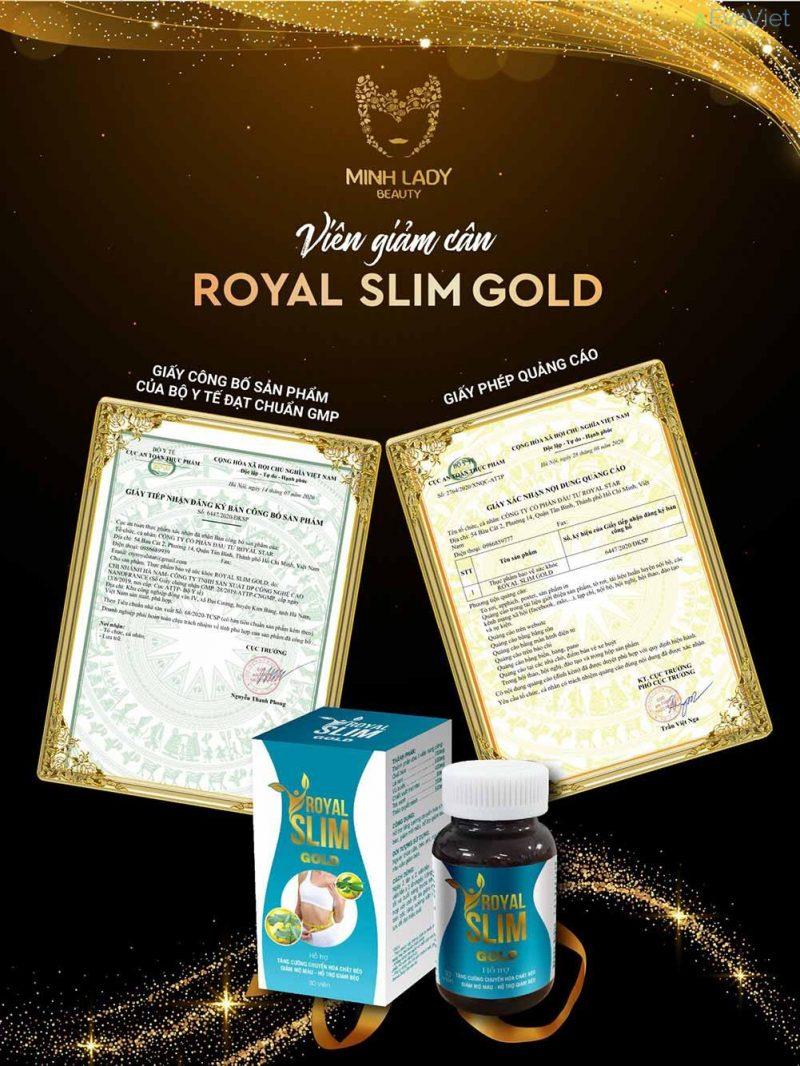Royal Slim Gold