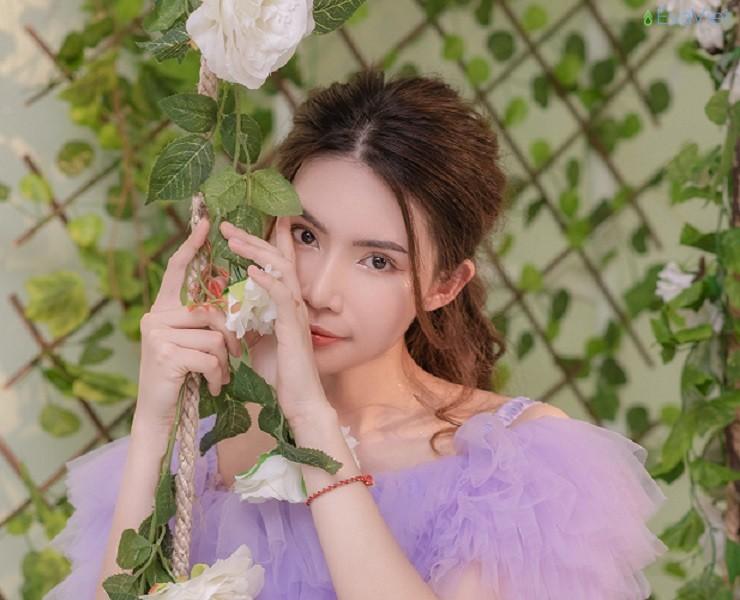 Hotgirl Ngọc Thanh - Nét đẹp mong manh tựa nàng thơ