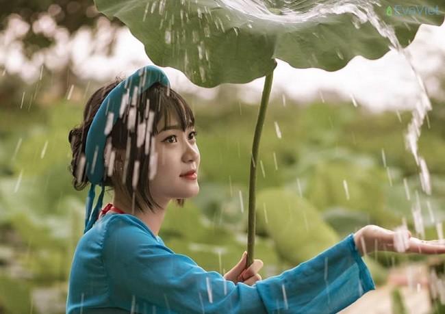 Nguyễn Dung Nhi - Nàng thơ nhiều sắc màu